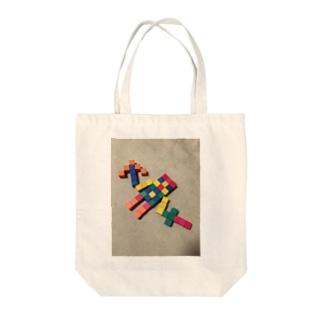 勇者 Tote bags