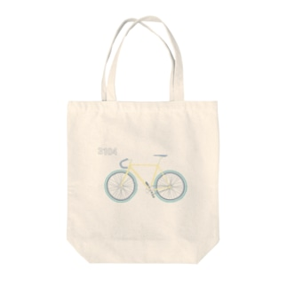 cross  bike  vitaminC Tote bags
