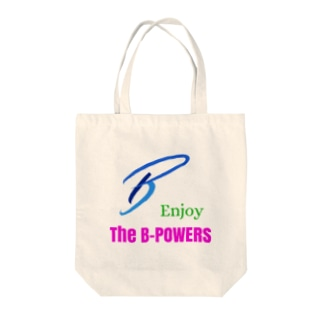 The B-Powers Tote bags