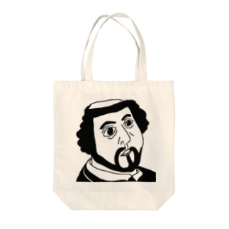 matsunomiの海外のおじさん Tote bags