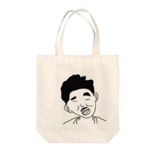 matsunomiのおじさん Tote bags