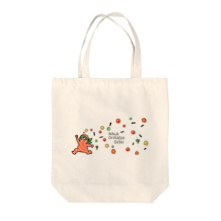 NINJA CHIRASHI SUSHI Tote bags