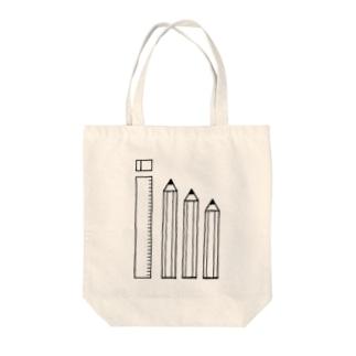 今日のやる気指標 Tote bags