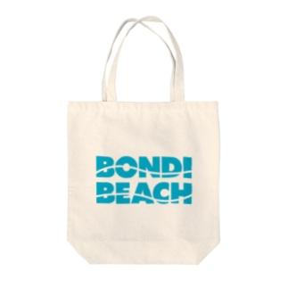 THE BEACHのボンダイビーチ Tote bags