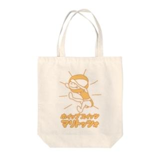 ホイップスイッツマリトッツォ Tote bags
