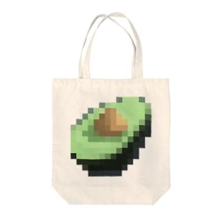 アボバボ Tote bags