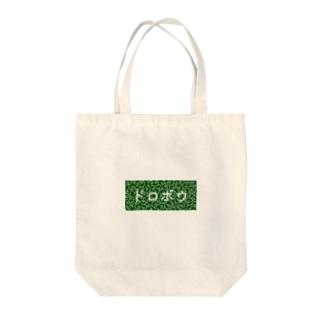 ドロボウ Tote bags