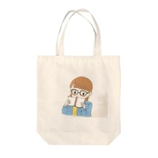 恋する おまじない Tote bags