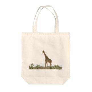 キリン Tote Bag