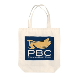 PBCロゴcolor goods Tote bags