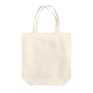 PBCロゴ 白 goods Tote bags