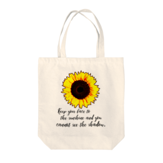 Fabergeのsunflower② Tote bags