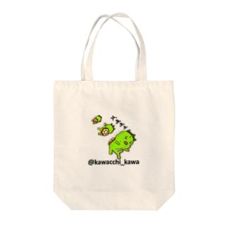 かわっち(川口市非公認キャラ)のかわっち2017-14 Tote Bag