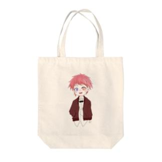 赤髪 Tote bags