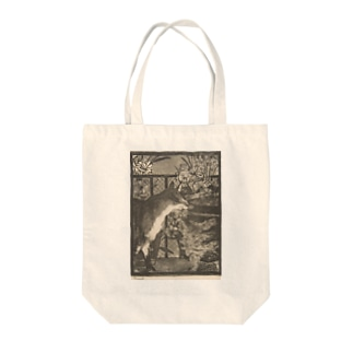Édouard Manet  Cat and Flowers Tote bags