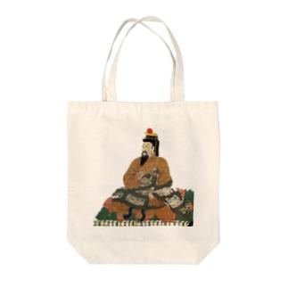 emperor godaigo Tote bags