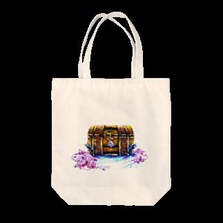 sioriの記憶の宝箱 トートバッグ