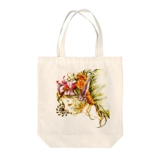虚栄恋 Tote bags