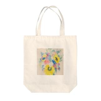 夏の花 Tote Bag