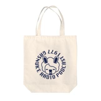 バニーアンドソウル Tote bags