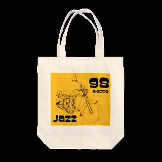 Tajima Yohsuke@smokeの1998 JAZZ Tote bags