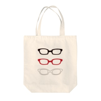 眼鏡 トートバッグ