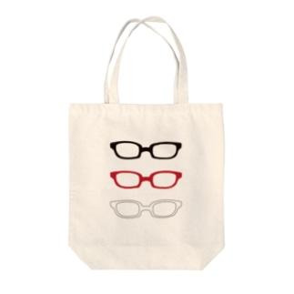 眼鏡 Tote bags