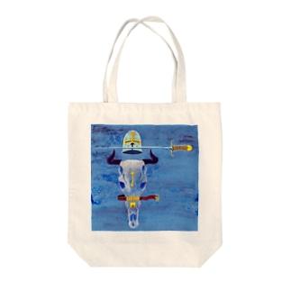 ベルガモの約束 Tote bags