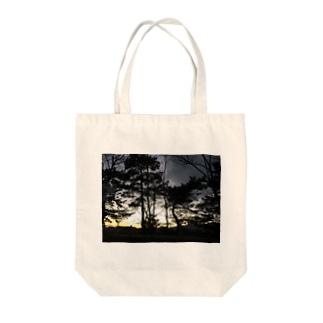 シックな景色 Tote bags