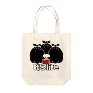 WAIT Tote bags