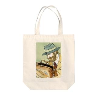 鞄図書館 トートバッグ