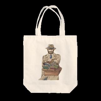ショッピーのアイテムの鞄図書館トートバッグ