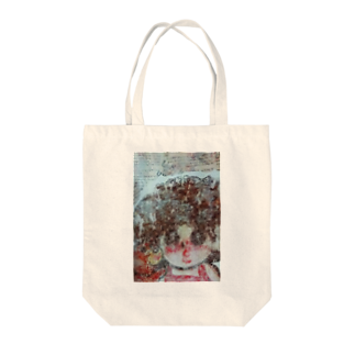 YONEのKISS Tote bags