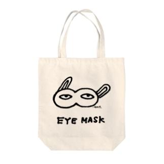 eye mask トートバッグ