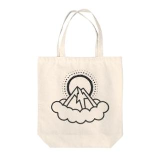 〜山〜 Tote bags