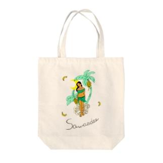 タイの妖怪「ナーンターニー」 WHITE Tote Bag