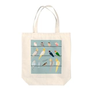 トリノート Tote bags