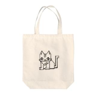カクニャー Tote bags