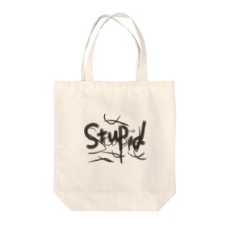 愚かな Tote Bag