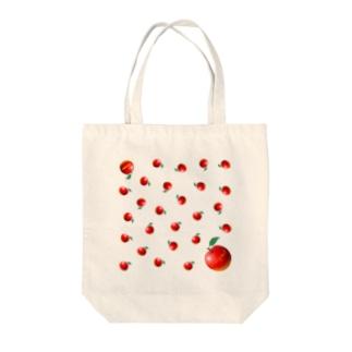 りんご  morgen! トートバック2 Tote Bag