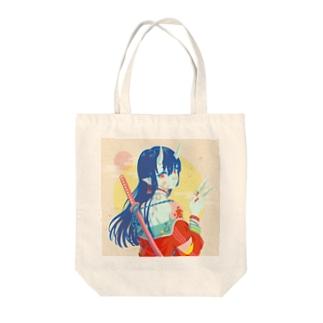 青鬼 Tote Bag