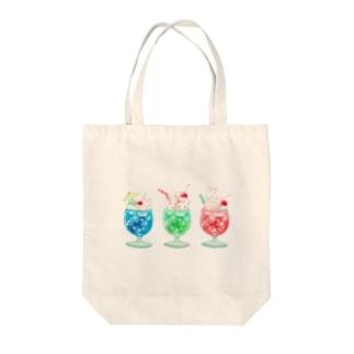 クリームソーダ Tote Bag