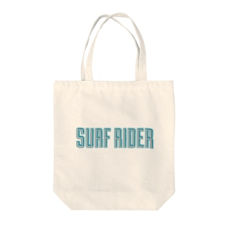 SURF RIDER ロゴトートバッグ Tote bags