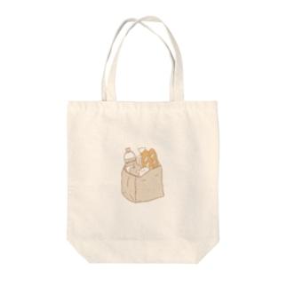 ゆるめん(おかいもの) Tote Bag