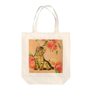 桃の子 Tote Bag