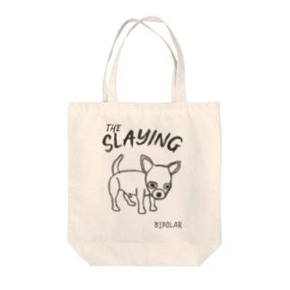SLAYING Tote Bag
