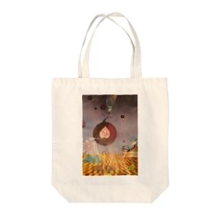 フランシス Tote bags