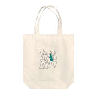 up‐and‐down Tote bags