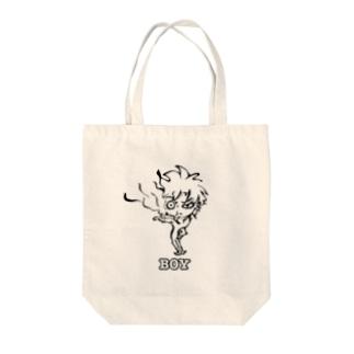 ochameboy Tote bags