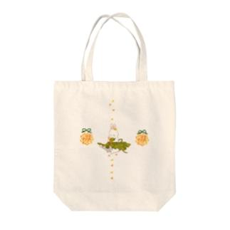 金木犀とうさぎさん Tote Bag